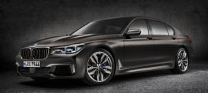BMW M760 Li xDrive zadebiutuje w Genewie