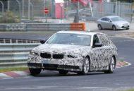 Nowe BMW Serii 5 coraz bliżej